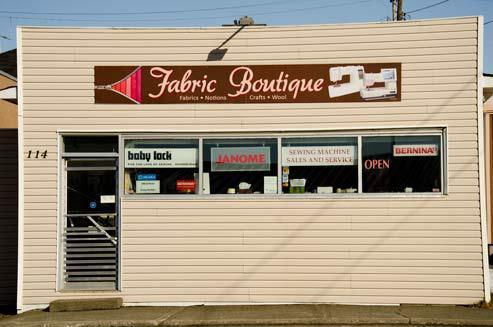 Fabric Botique Store